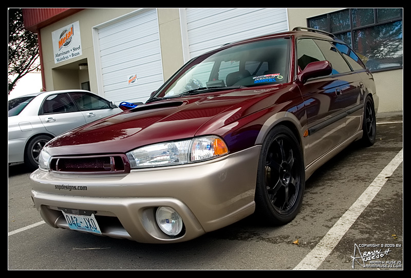 Pic Request Clean Lowered Legacy Wagons Nasioc
